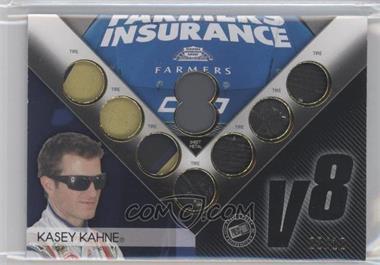 2012 Press Pass Redline - V8 Relics - Gold #V8-KK - Kasey Kahne