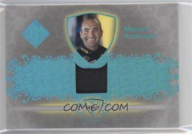 2012 Press Pass Total Memorabilia - Single Swatch - Holofoil #TM-MA - Marcos Ambrose /50
