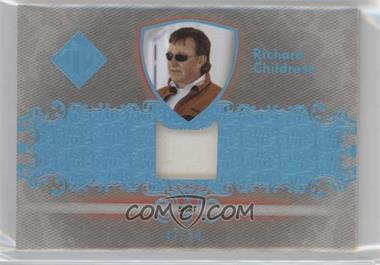 2012 Press Pass Total Memorabilia - Single Swatch - Holofoil #TM-RC - Richard Childress /50