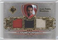 Juan Pablo Montoya #/50