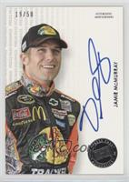 Jamie McMurray #/50