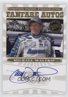 Michael Waltrip #/10