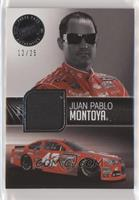 Juan Pablo Montoya #/25