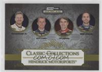 Dale Earnhardt Jr., Kasey Kahne, Jeff Gordon, Jimmie Johnson #/99