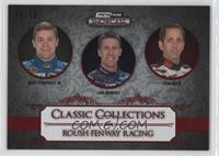 Ricky Stenhouse Jr., Carl Edwards, Greg Biffle #/10