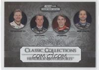 Dale Earnhardt Jr., Kasey Kahne, Jeff Gordon, Jimmie Johnson /349