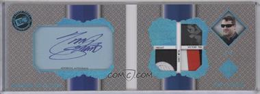 2013 Press Pass Total Memorabilia - Signature Collection Booklet - Triple Swatch #SC-TS - Tony Stewart /5