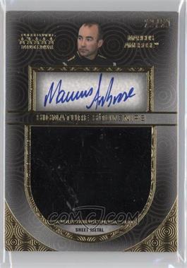 2014 Press Pass Five Star - Signature Souvenirs - Gold #SS-MA - Marcos Ambrose /50