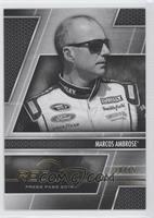 Marcos Ambrose #/75