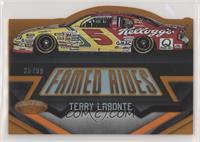 Terry Labonte [Noted] #/99