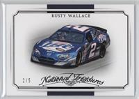 Cars - Rusty Wallace /5