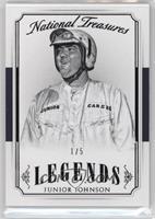 Legends - Junior Johnson #/5