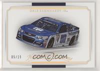 Cars - Dale Earnhardt Jr #/15