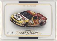 Cars - Terry Labonte #/15