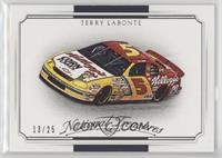 Cars - Terry Labonte /25