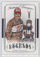 Legends - Bobby Allison /25