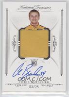 Rookie Signature Materials - Chris Buescher #/25