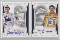 Darrell Waltrip, Terry Labonte /15