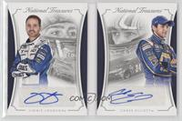 Chase Elliott, Jimmie Johnson /15