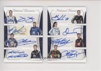 Clint Bowyer, Kurt Busch, Chase Elliott, Dale Earnhardt Jr, Danica Patrick, Jim…