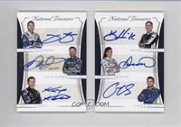 Casey Mears, Kevin Harvick, Dale Earnhardt Jr, Danica Patrick, Jimmie Johnson, …