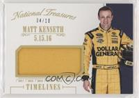 Matt Kenseth #/10