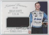 Brian Scott #/15