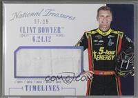Clint Bowyer [Noted] #/15