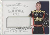 Clint Bowyer /15