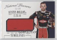 Austin Dillon #/25