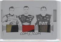 Austin Dillon, Ryan Newman, Paul Menard /1