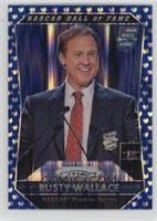 NASCAR Hall of Fame - Rusty Wallace #/99