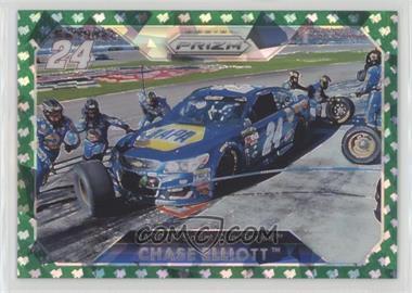 2016 Panini Prizm NASCAR - [Base] - Green Flag Prizm #49 - Chase Elliott /149