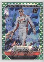 Driver Introductions - Carl Edwards #/149