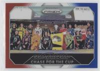 Brad Keselowski, Carl Edwards, Clint Bowyer, Denny Hamlin, Jeff Gordon, Jimmie …