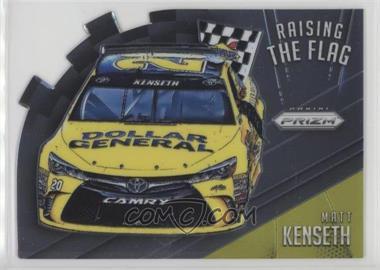 2016 Panini Prizm NASCAR - Raising the Flag #R2 - Matt Kenseth