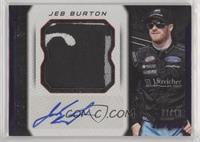 Jeb Burton #/10