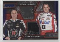 Kevin Harvick, Tony Stewart #/99