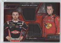 Austin Dillon, Ty Dillon #/49