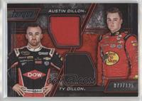 Austin Dillon, Ty Dillon #/125