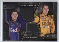 Denny Hamlin, Kyle Busch #/249