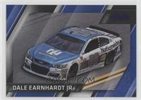 Horizontal - Dale Earnhardt Jr #/199