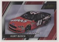 Horizontal - Kurt Busch #/25