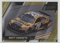 Horizontal - Matt Kenseth /25