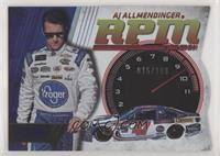 AJ Allmendinger #/199