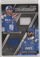 Dale Earnhardt Jr, Jimmie Johnson