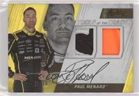Paul Menard /10