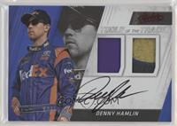 Denny Hamlin #4/15