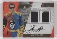 David Ragan #/35