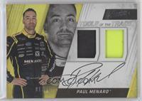 Paul Menard #/99